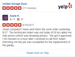 United Garage Door Repair Las Vegas